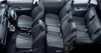 7 seater car hire - larger rental cars