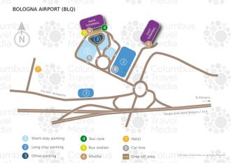 rental cars bologna airport