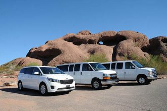 7 9 and more passengers Van Rental the best choice for comfort